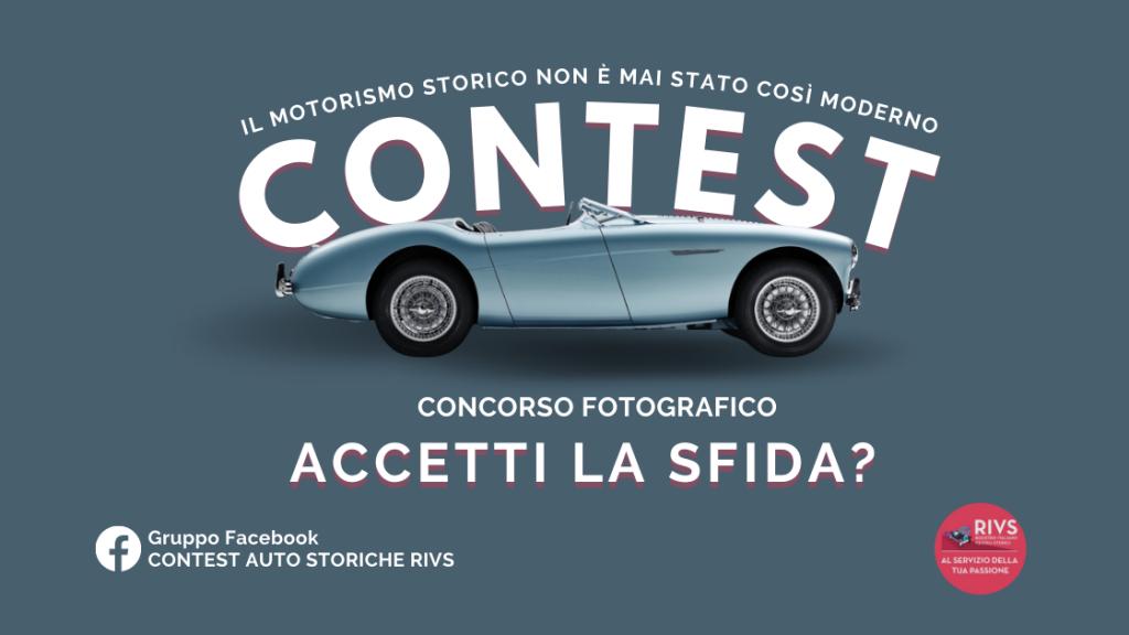 Contest auto storiche RIVS